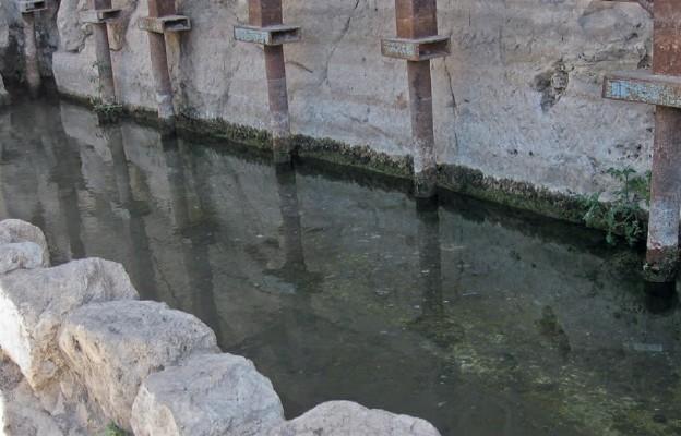 Glina i woda