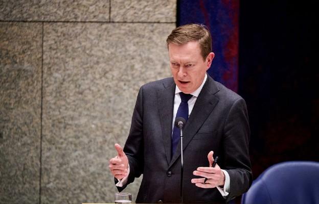Holenderski minister Bruno Bruins ds. opieki medycznej