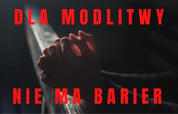 Dla modlitwy nie ma barier. Transmisje i modlitwy w Radiu Warszawa