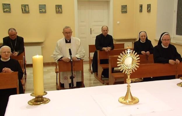 Abp Gądecki zawierzył Polskę Sercu Jezusa i Matce Bożej