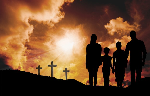 #NiedzielaDlaDzieci: Miłość z krzyża