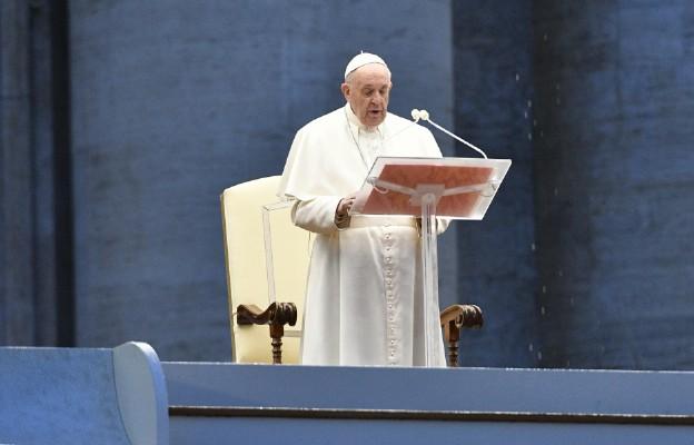 Watykan: papieska modlitwa o ustanie pandemii koronawirusa