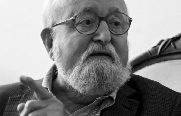 Zmarł Krzysztof Penderecki, wybitny polski kompozytor