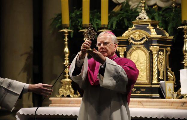 Abp Marek Jędraszewski zawierzył archidiecezję krakowską opieceMatki Bożej Kalwaryjskiej