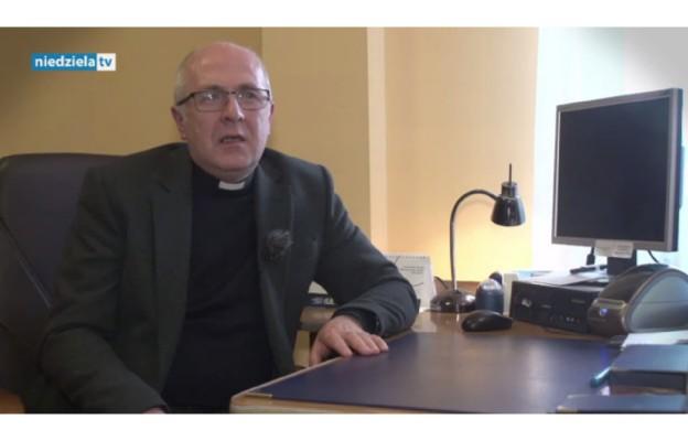 ks. dr Zdzisław Wójcik, psycholog, proboszcz parafii pw. Matki Bożej Zwycięskiej w Częstochowie