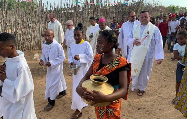 Misjonarz na Post - koronawirus dotyka także krajów misyjnych