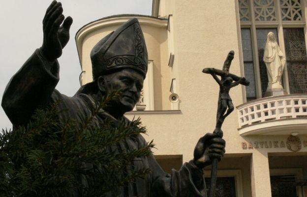 Papież, który lubił pływać kajakiem