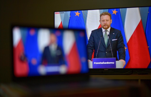 Minister Szumowski dementuje doniesienia o groźbach dymisji