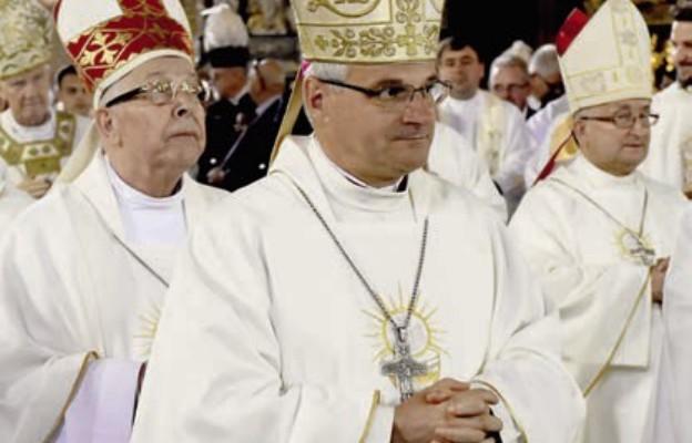 Nowy biskup świdnicki