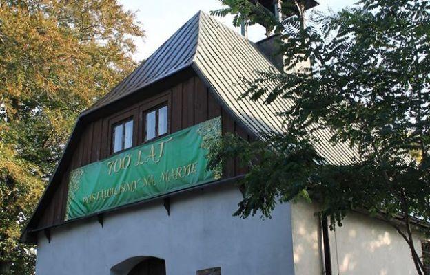 Średniowieczna kaplica