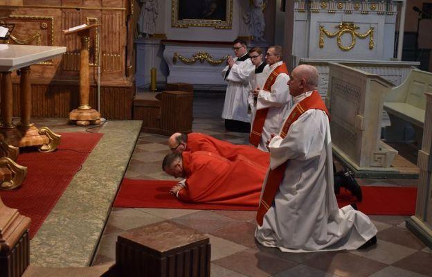 Liturgia Męki Pańskiej w Paradyżu