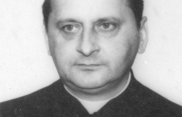 śp. ks. Ludwik Walerowicz