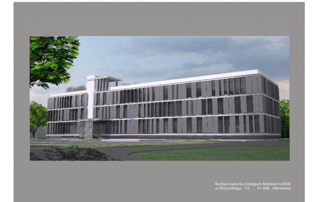 Powstanie nowy budynek Wydziału Medycznego UKSW