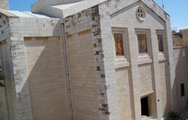 Betania - grób i kościół św. Łazarza
