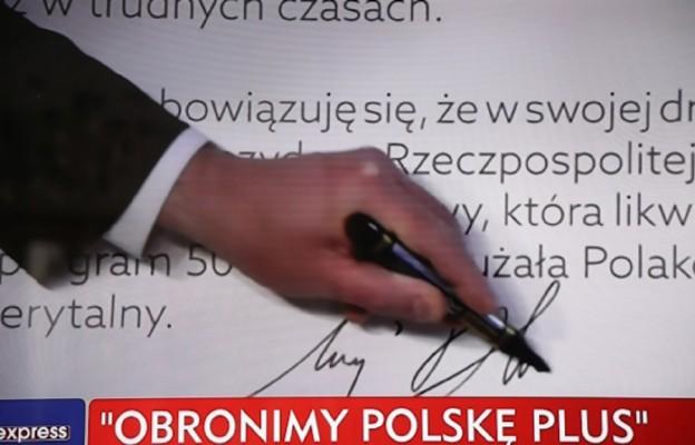 Prezydent Duda podpisał deklarację