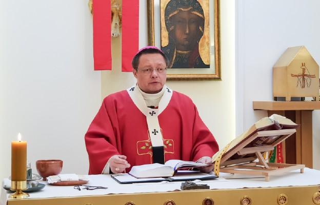Abp Ryś: modlitwa to nie rozmowa z sobą samym lecz pielęgnowanie miłości