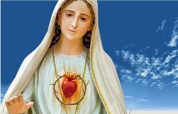 Cześć Sercu Maryi