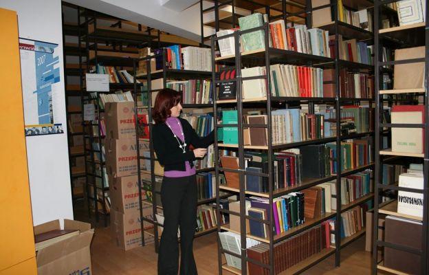 Największa biblioteka teologiczna diecezji