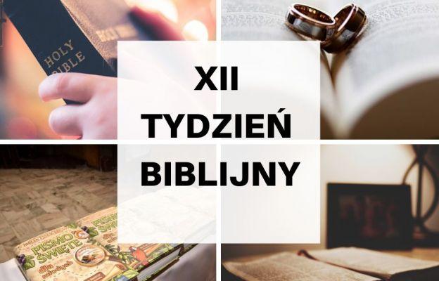 Materiały na Niedzielę Biblijną