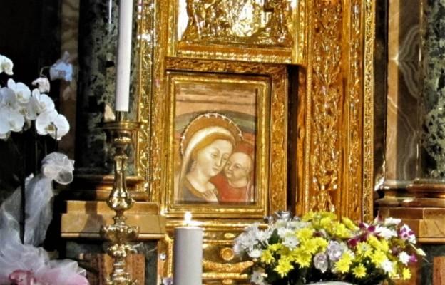 Sanktuarium Matki Bożej Dobrej Rady w Genazzano