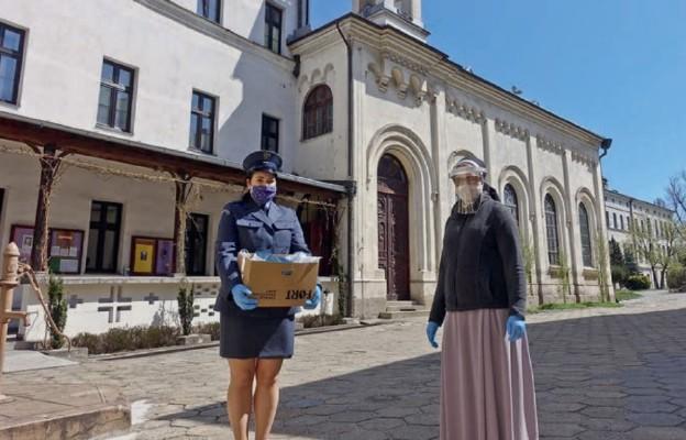 Boromeuszki otrzymały pomoc m.in. z Zakładu Karnego w Cieszynie