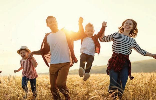 Rodzina Bogiem silna