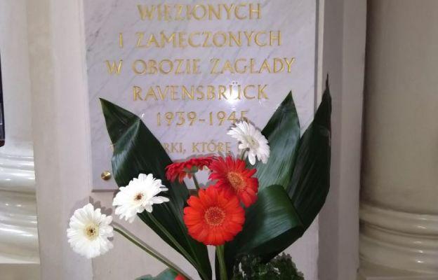 Hołd dla więźniarek KL Ravensbrück