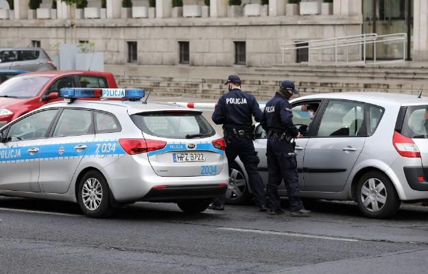 Wzmożone kontrole policji w związku z weekendem majowym