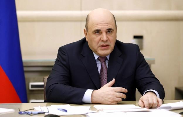 Rosja: Premier Michaił Miszustin zakażony koronawirusem