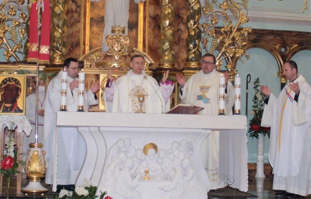 Eucharystia z okazji 3 Maja należy do tradycji miasta Strzegomia