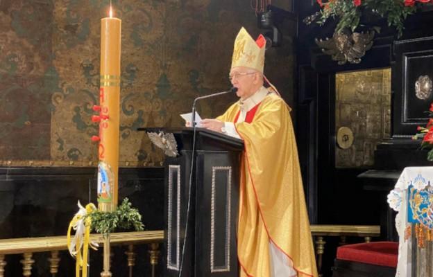 abp Wacław Depo, Jasna Góra