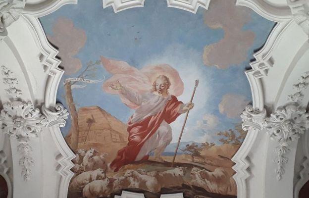 Film od parafian w Męcince na niedzielę Dobrego Pasterza