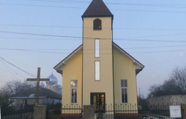 Kościół w Kołymie