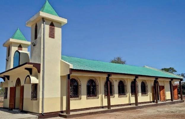 Kościół wotum na Madagaskarze