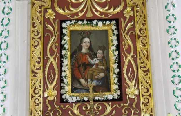 Matka Boża Pocieszenia w kościele w Konradowie #2