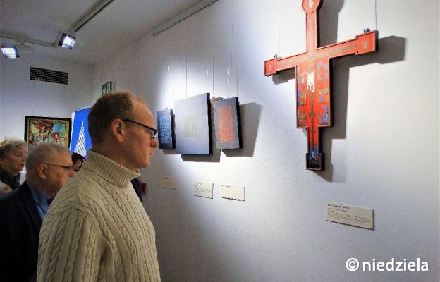 Wystawę ikon z Nowicy pt.