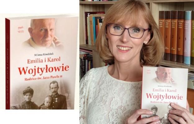Pierwsza biografia Emilii i Karola Wojtyłów