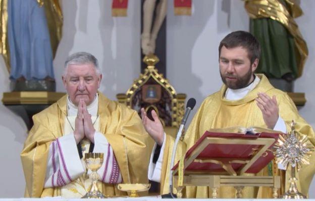 Bp Kamiński: potrzeba, aby kult Matki Bożej Łaskawej wrócił na właściwe miejsce