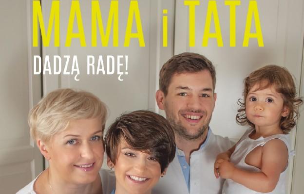 Mama i Tata dadzą radę! Pierwsza pomoc w nauce rodzicielstwa na czas pandemii