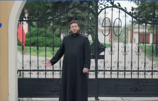 Ks. Łukasz Malec zaprasza na Duchową Pielgrzymkę Służby Liturgicznej do Paradyża