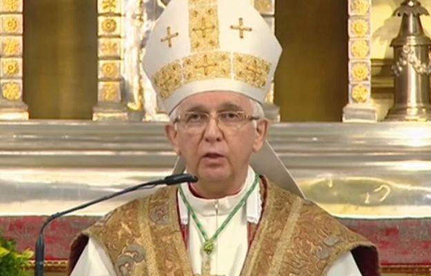 Abp Depo na Wawelu: Święci wołają o świętość