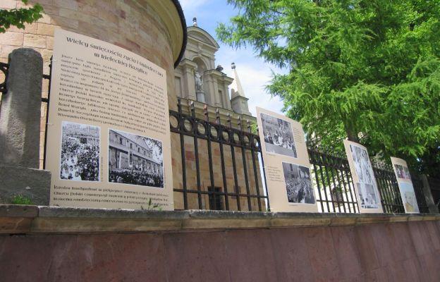 Wystawa z okazji jubileuszu katedry
