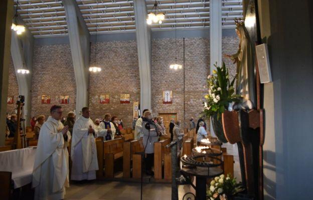 Nabożeństwo fatimskie w Toruniu