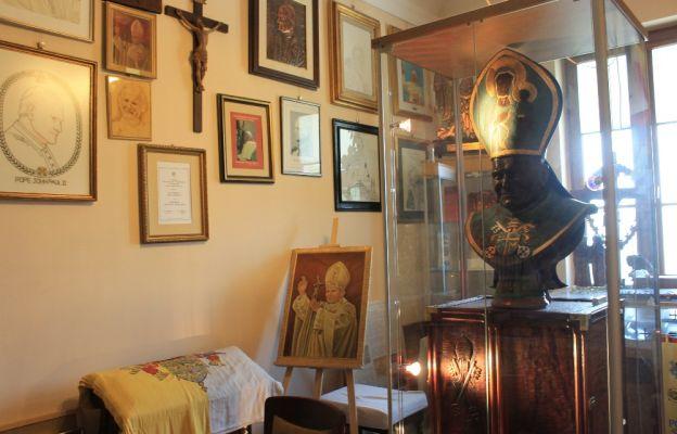 Izba pamięci Jana Pawła II w Radzyminie
