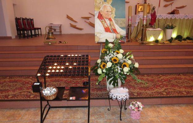 Słubice: Trwa Nowenna do św. Jana Pawła II