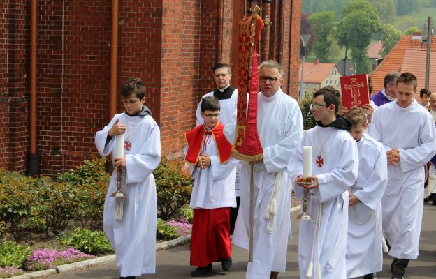 Służba Liturgiczna podczas pogrzebu.