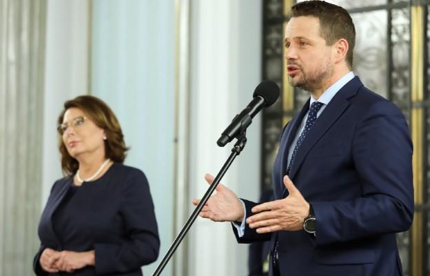 Budka: jednomyślna rekomendacja zarządu PO dla Rafała Trzaskowskiego, jako kandydata na prezydenta
