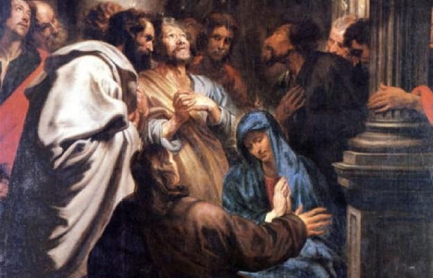 O co Jezus prosi Ojca?