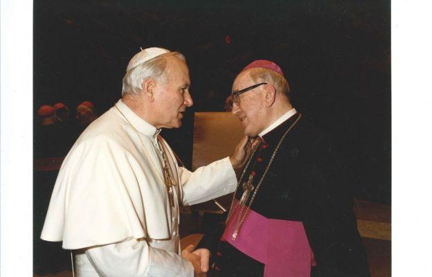 Więź Jana Pawła II z bp. Wilhelmem Plutą