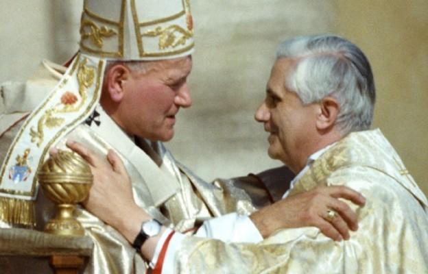 List Benedykta XVI na 100. rocznicę urodzin św. Jana Pawła II